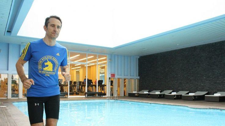 El directivo que se convirtió en runner tras vencer al cáncer
