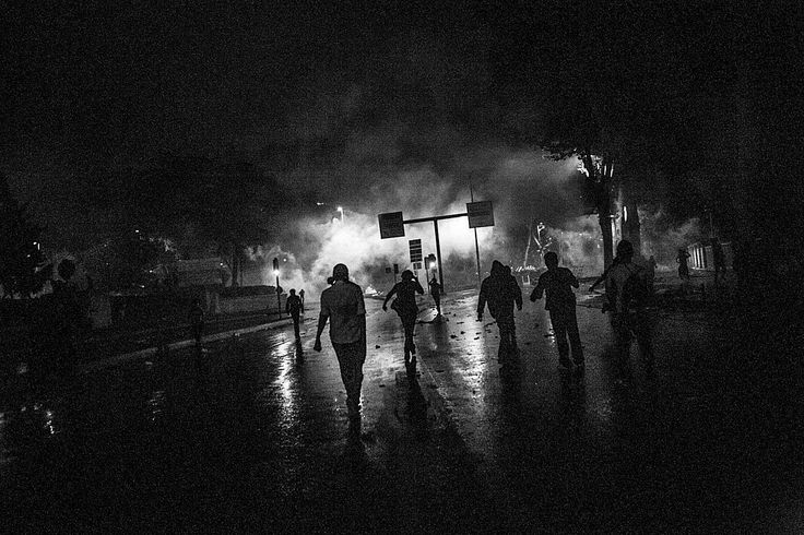 Protests in Istanbul. Nicole Tung