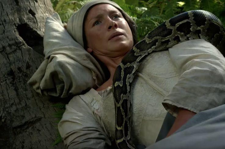 Accckkkk!!  :::shudder:::  Outlander Season 3 Episode 11
