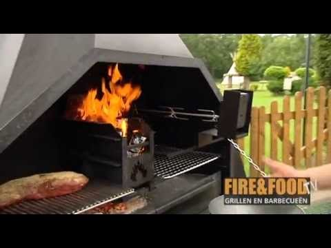 Fire&Food - Sunday Roast van de Braai