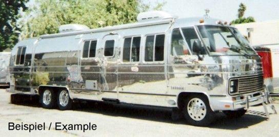 best 25 airstream motorhome ideas on pinterest van. Black Bedroom Furniture Sets. Home Design Ideas