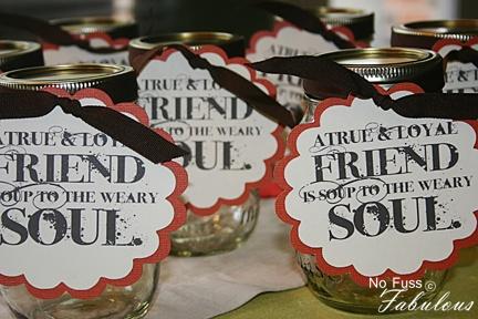 Harvest Soup Party