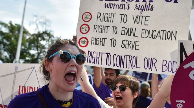 Hooggerechtshof annuleert strenge Texaanse abortuswet
