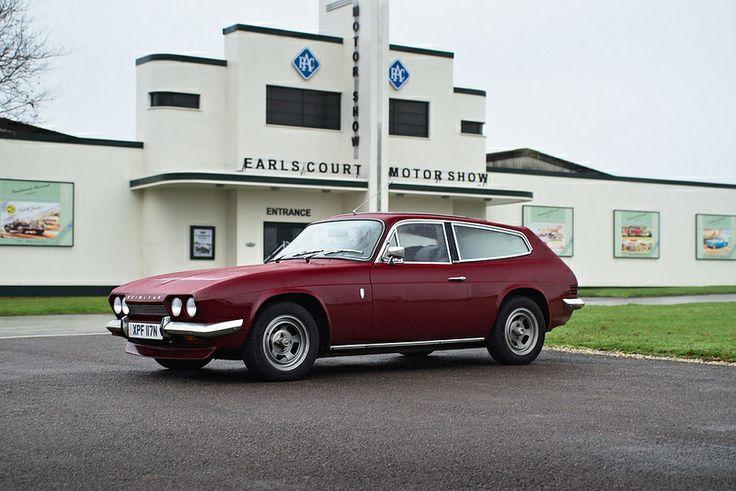 1974 Reliant Scimitar GTE