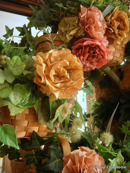 ideas about Coffee Filter Roses Coffee Filter