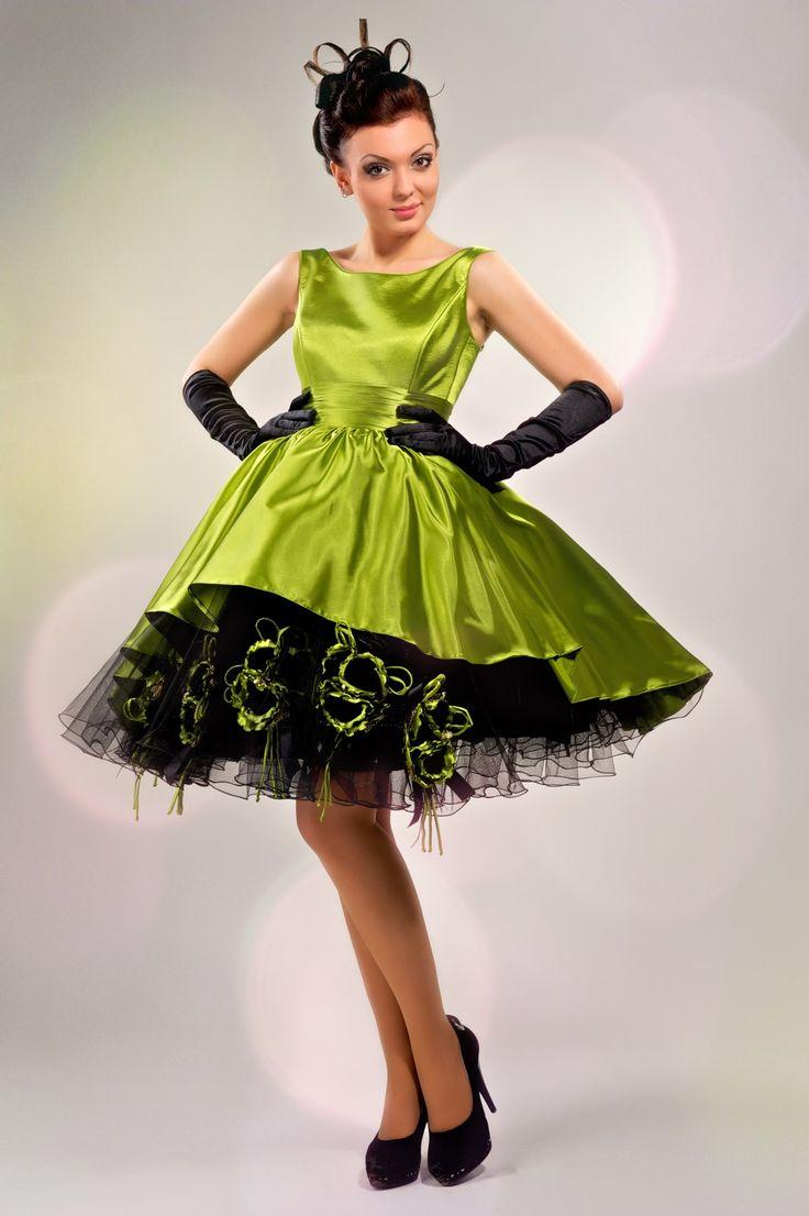 Короткие платья с пышной юбкой | Короткое платье на ... Платья на Выпускной Короткие Пышные