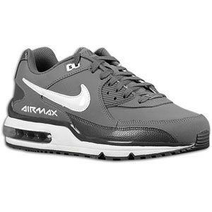 Nike Unisex's Running Shoes Air Max Wright White / Black