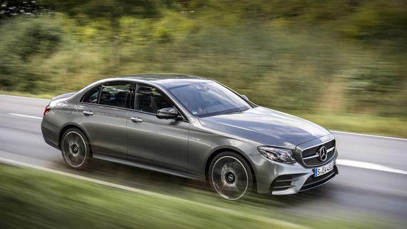 Седан Mercedes-AMG E43 2017 / Мерседес-AMG Е43 2017