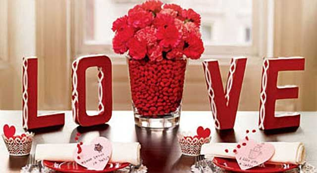 Putting together a V-Day soiree or romantic dinner can be effortless with these DIY projects. Sweeten up the mood of your get-together by adding tasteful centerpieces to your table. Learn how to make your own Valentine's Day décor here. Vintage Floating Candles Vintage ribbon wrapped around a slender vase with …