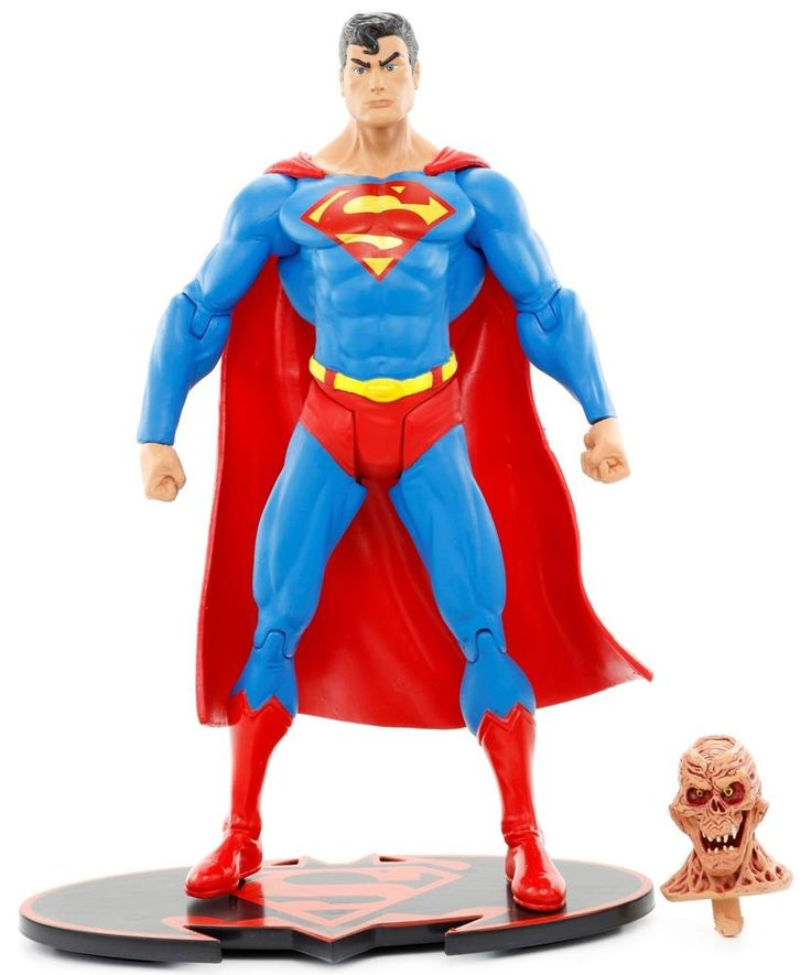DC Direct Superman / Batman Enemies Among Us Series 6 SUPERMAN Action Figure #DCDirect
