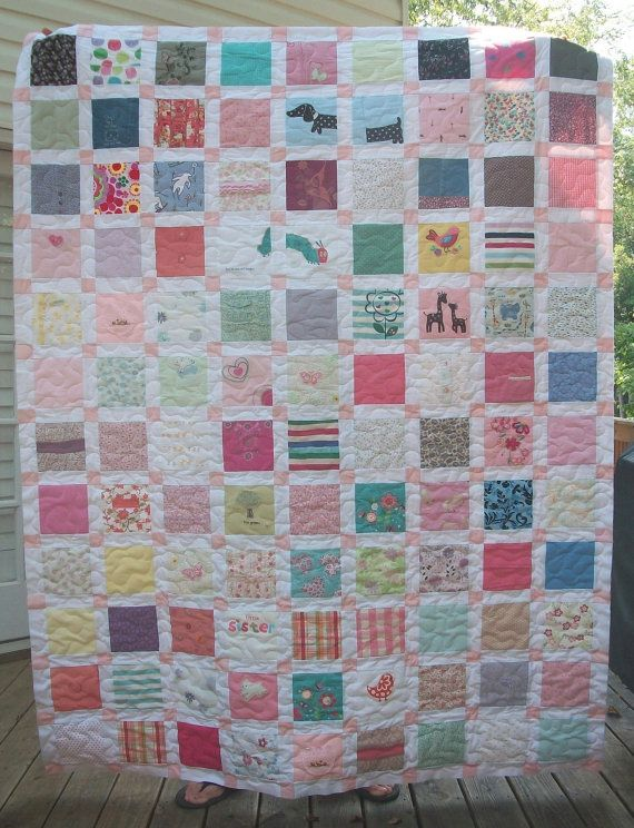 32 Best Images About Quilting Memory Quilts On Pinterest