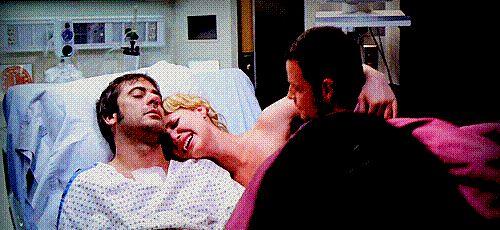 The 7 Trickiest Love Triangles on Grey's Anatomy Izzie and Denny and Alex