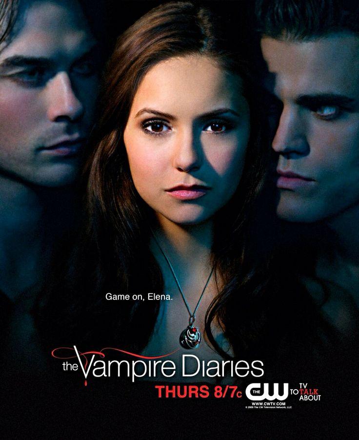 The Vampire Diaries | Season 1 Promotional Photos