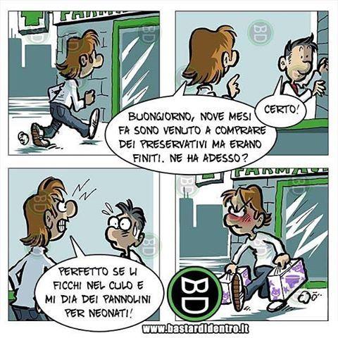 Vuoi metterti alla prova anche oggi? Vai sul nostro canale youtube, nel video di realizzazione di questa vignetta… www.bastardidentro.it