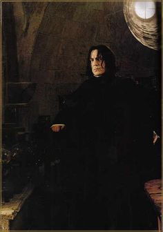 |Alan Rickman as Severus Snape |
