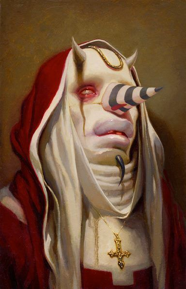 Red King by Michael Hussar