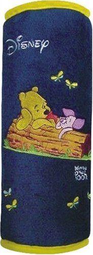Winnie the Pooh WPKFZ450 - Almohadilla para cinturón de seguridad
