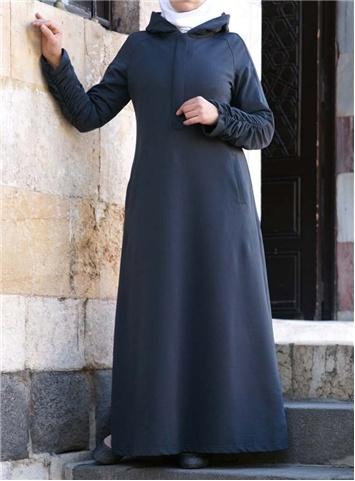 Corrina Hooded Jilbab www.shukrclothing.com #jilbab #hijab