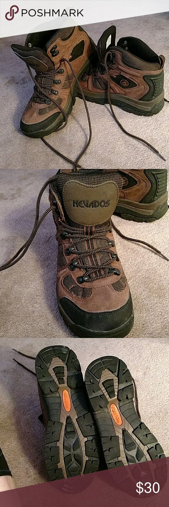 Mens Nevados hiking boots Used once Men's Nevados hiking boots nevados Shoes Boots