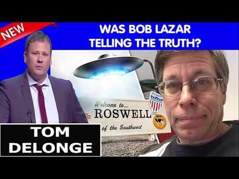 Tom Delonge Update 09/29/2018 — WAS BOB LAZAR TELLING THE