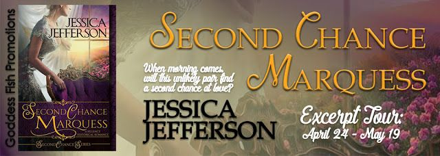 A Writer's Life....Caroline Clemmons: SECOND CHANCE MARQUESS BY JESSICA JEFFERSON