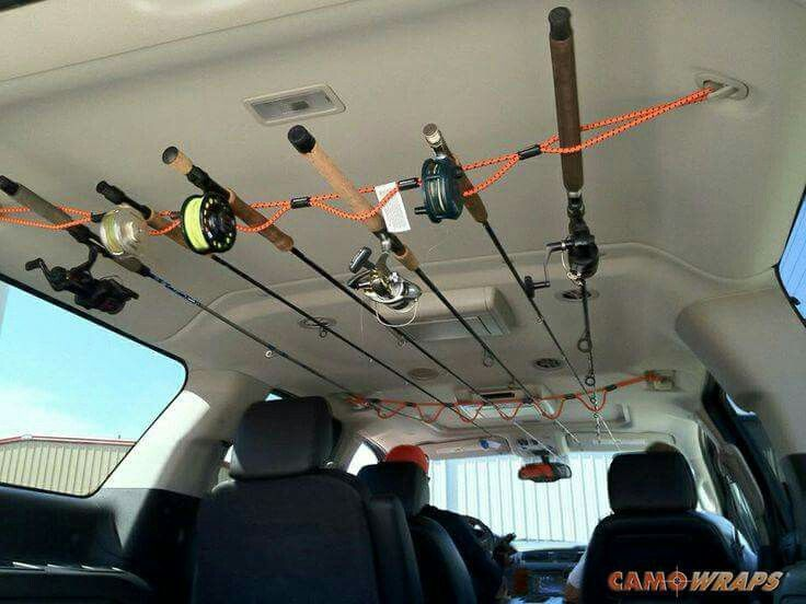 Nice way to take your rods an reels with you when you travel