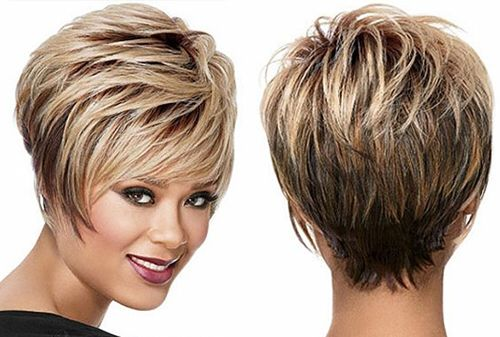 back of head short haircuts image from http fairywigs wp content uploads 5338 | bf2eb0d9475803da2fab2ac6ebe37625 pictures of short hairstyles short haircuts women