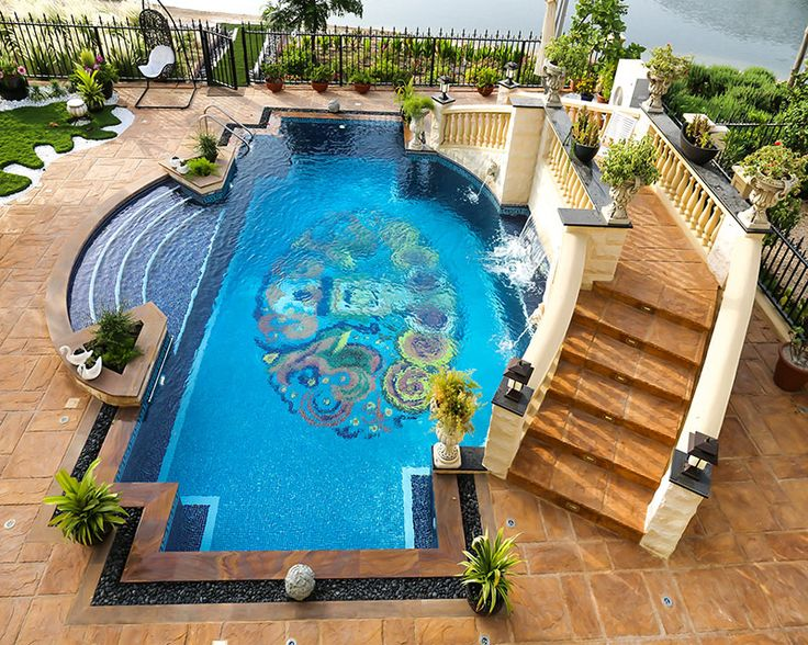 Pool renovations before after 10 handpicked ideas to for Best pool design 2014
