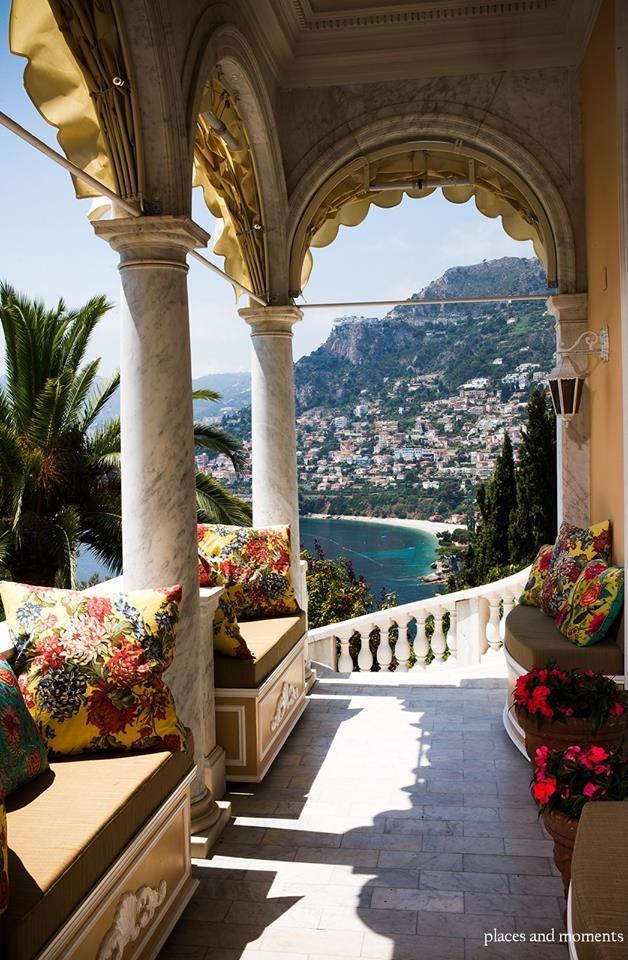 Villa Egerton,French Riviera.