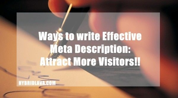 It is necessary to provide genuine content or solution to the users and match the Meta description accordingly so that users will not click the back button. It stays on your website for a long time.