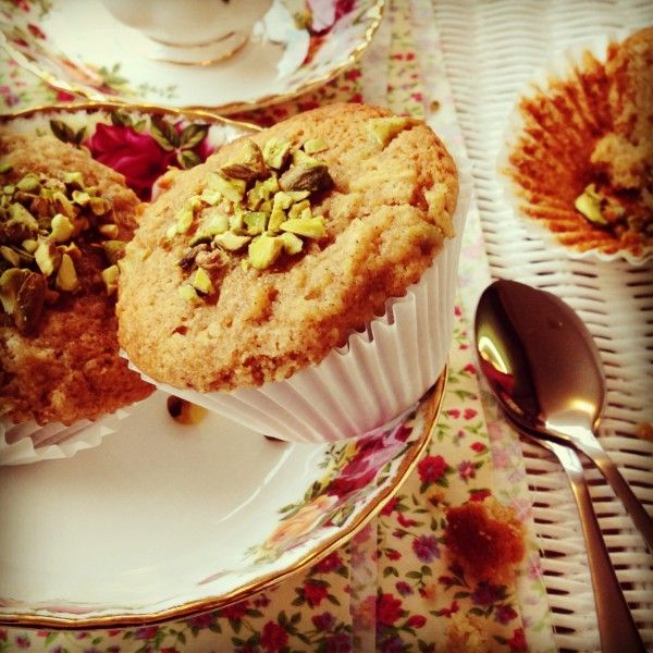 Brown butter apple & cinnamon muffins » The Organised Housewife