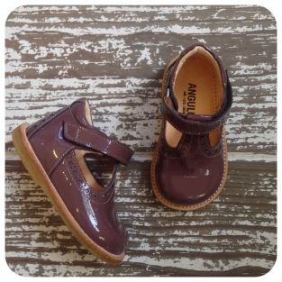 Angulus shoes for kids plum!