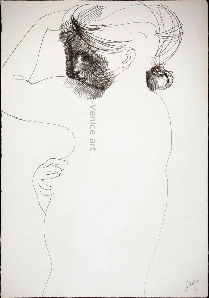 Emilio Greco  Dorso, 1965  More:via
