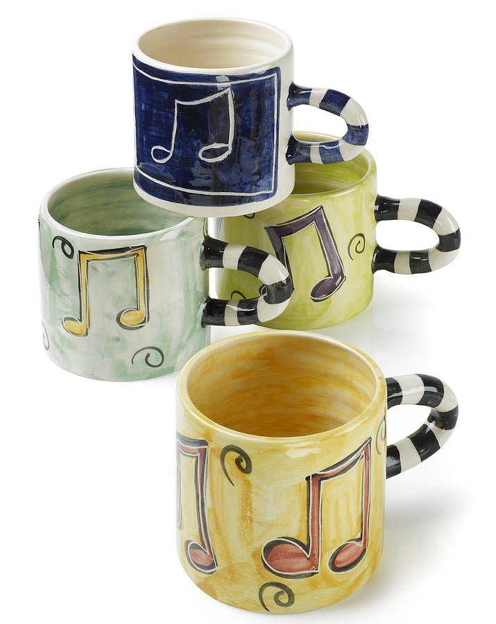 Happy Musical Mugs