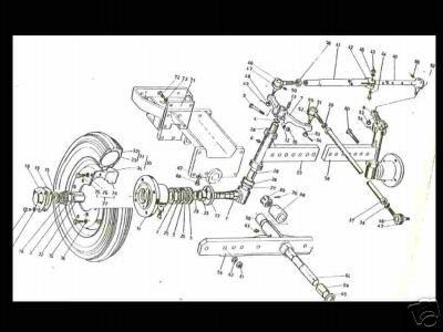 kubota kubota t1460 t1560 lawn tractor service manual