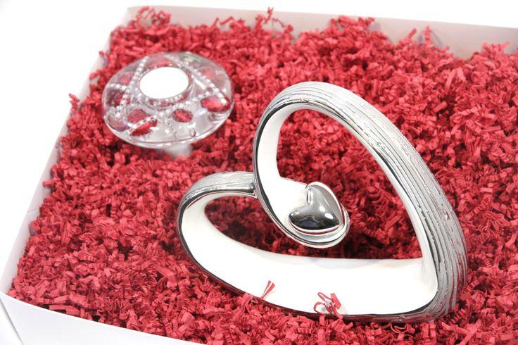 Romantik Valentinsbox Herzskulptur Valentinsgeschenk für Sie - ideas in boxes