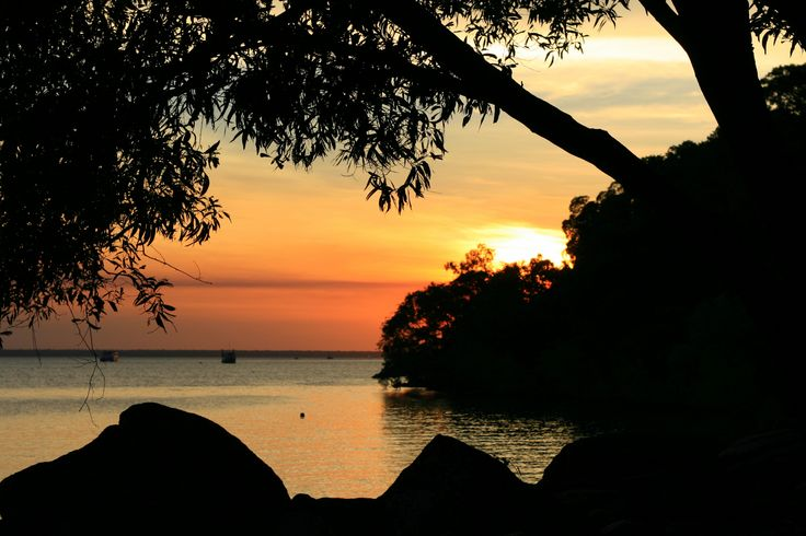 Australia's Top End: Things to do in Darwin: Sunrise