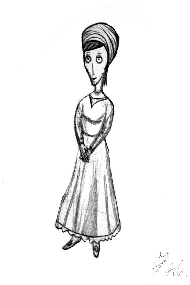 Edmond's wife