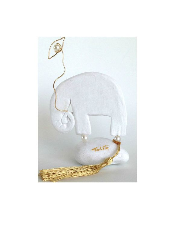 Abstract art of elephant . Modern decorative by TALITTA on Etsy
