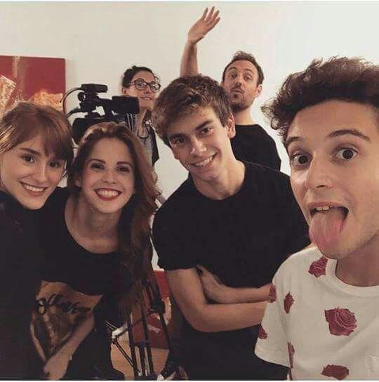 Katja Martinez / Candelaria Molfese / Agustin Bernasconi / Ruggero Pasquarelli