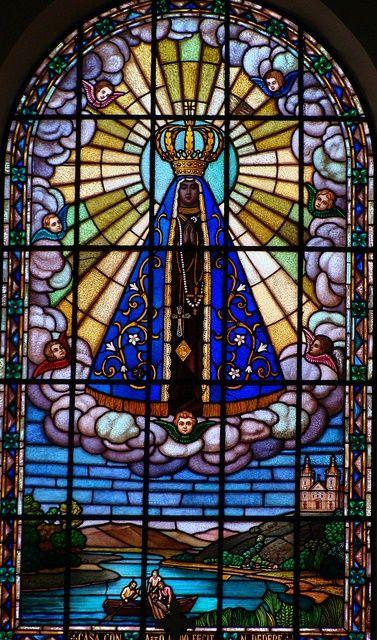 Our Lady of Aparecida,  Igreja de São Geraldo, em São Paulo, Brazil