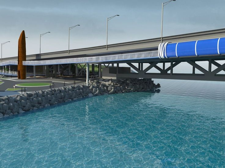 SkyPath has passed another hurdle and will be financed by a private company while users will pay to use it. - New Zealand Herald