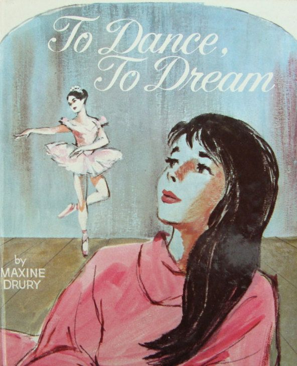 To Dance, To Dream - a Collection of Stories about Famous Ballet Dancers - Real Life Stories- Ballet Book by OfftheShelf2015 on Etsy