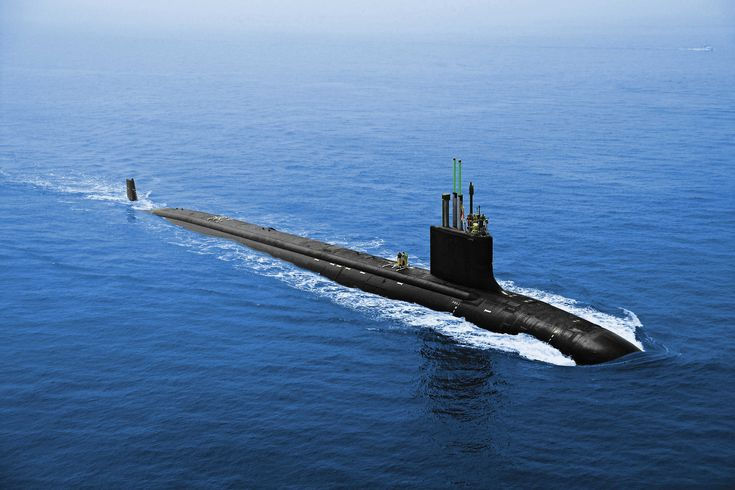 VIRGINIA Class Submarine – AECOM