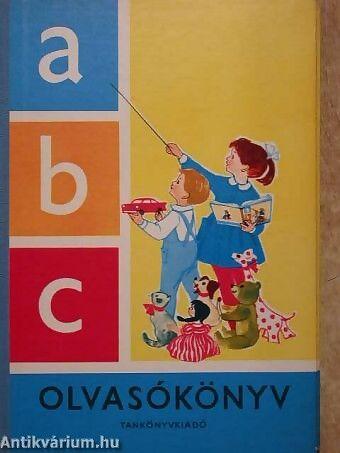 Elsős ABC olvasókönyv | retronom.hu