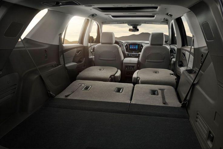 2018 Chevrolet Express Cargo Van Interior and Features