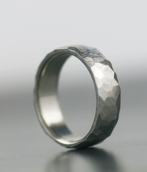Wedding band  recycled ethically sourced men's wedding by lolide