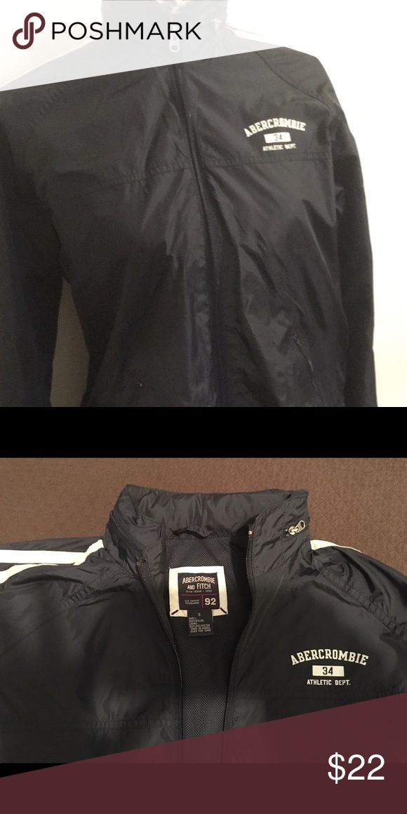 """Abercrombie and fitch jacket Like new jacket. Abercrombie and fitch jackets run small a """"S"""" fits s size 2, good condition Abercrombie & Fitch Jackets & Coats"""