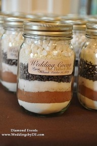 32 best Hot cocoa favors images on Pinterest Christmas gift