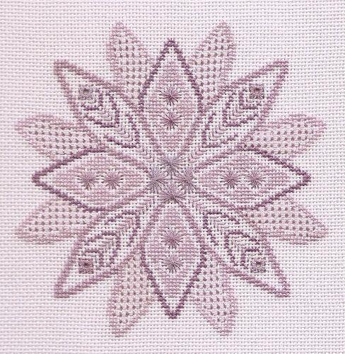 Freda's Fancy Stitching  Flower Power 1